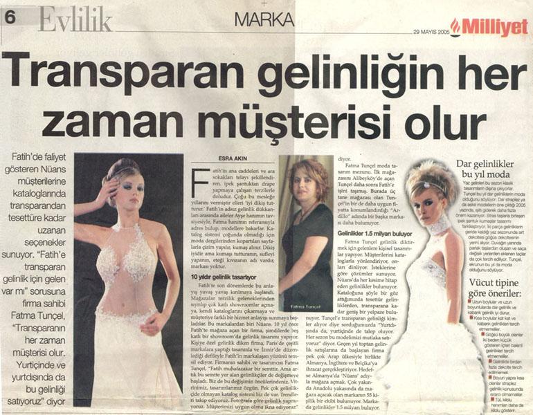 a62661de13772 Basın - Nüans Moda